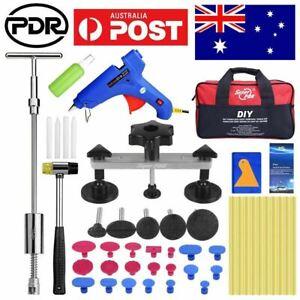 58-PDR-Dent-Puller-Lifter-Tools-Kits-Paintless-Hail-Repair-Removal-T-Bar-Hammer