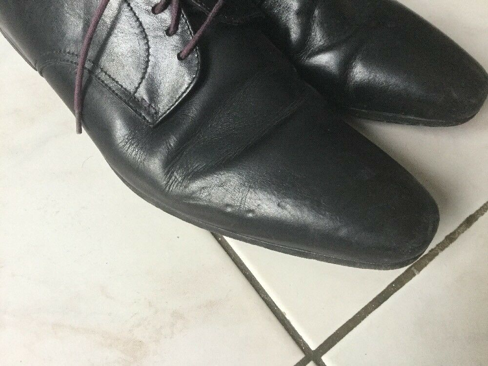 Derbies PAUL SMITH pointure 41 ou ou ou 7 cuir black ff91f8