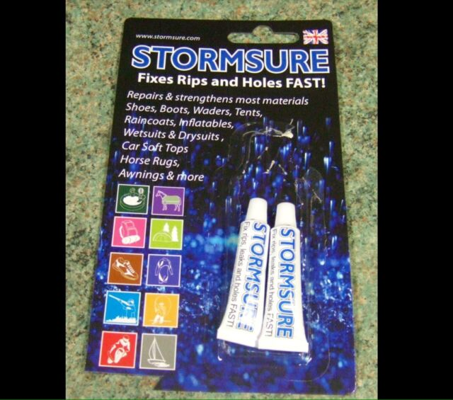 Stormsure Horse Rug Repair 10mg Glue