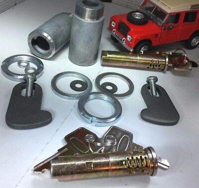 Land Rover Series 2 2a 3 Complete Vehicle Door Barrel Lock /& Key Set x3 320609