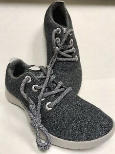 1a476823d759ab Allbirds Womens Size 9 Gray Wool Runners Comfort Shoes Sneakers NEW ...