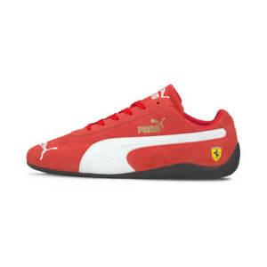 Puma FERRARI SPEEDCAT - Red / 30679602 / Shoes Sneakers