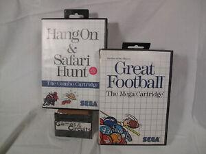 Sega-Master-System-SMS-Bundle-Hang-On-amp-Safari-amp-Great-Football-ships-today