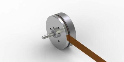 30 W,12 V Dc 200142 397001 4370 RPM 4mm Schaft Maxon Bürstenlosen Dc Motor