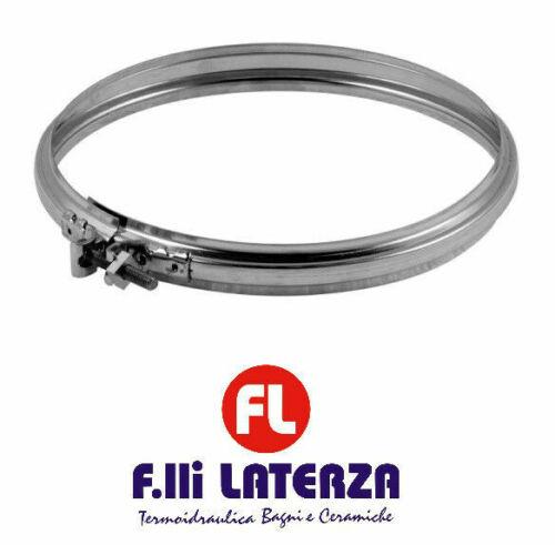 Band Locking AISI 316 Stainless Steel cordivari-flues