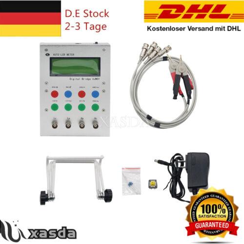 Auto LCR Meter Digital Bridge Resistance Capacitance Inductance ESR Meter #DE#