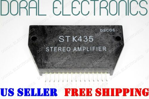 STK435 Free Shipping US SELLER Integrated Circuit IC STEREO AMPLIFIER