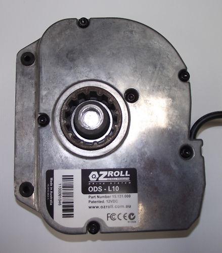 l10 mech for battery roller shutter
