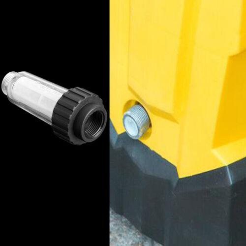 Plastik Wasserfilter 175PSI für Kärcher K5-K7 Serie Hochdruck Unterlegscheibe