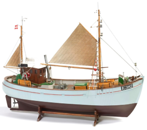 Billing Boats Mary Anne 1 33 Scale Model Boat Kit