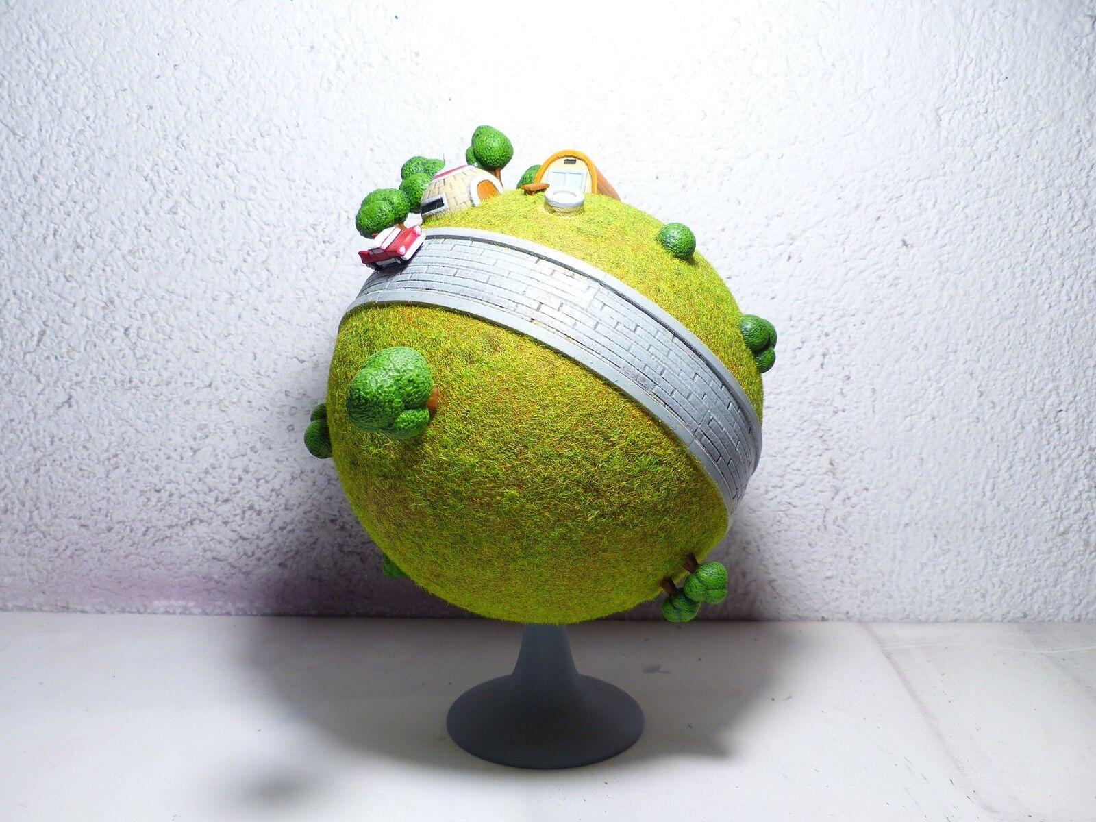 Figura Planeta Kaio Dragon Ball