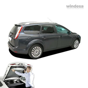 ford focus estate 2005 2011 car sun shade blind screen tint tuning privacy kit ebay. Black Bedroom Furniture Sets. Home Design Ideas