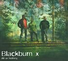 All or Nothing by Blackburn X (CD)