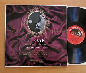 ALP-1456-Elgar-Violin-Concerto-Yehudi-Menuhin-1932-Recording-EXCELLENT-HMV-Mono