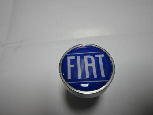 BLUE FIAT LOGO FIAT 124 SPIDER SET OF 4 131 BILLET ALUMINUM CAM COVER KNOBS