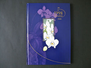 Collection-of-1998-Australian-Stamps-Deluxe-YearBook-NEW-as-issued-by-AP