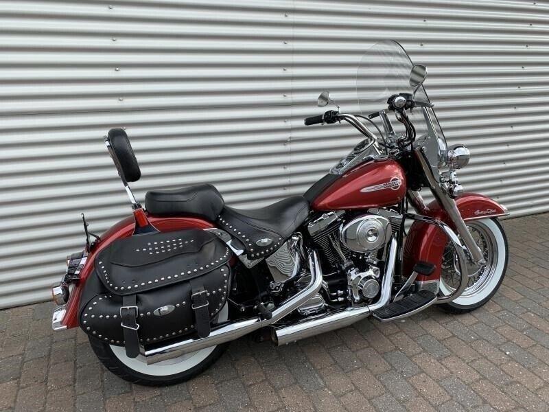 Harley-Davidson, FLSTCI Heritage Classic, ccm 1450