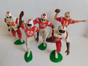 NEW ENGLAND PATRIOTS 1988/1989 NFL Starting lineup figures open/loose choose