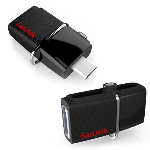 64GB SanDisk Ultra Dual OTG USB3.0 Flash