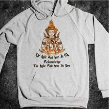 Yoga Zen Buddhism T-Shirt Om Aum Calm Yoga Hoodie Hoody Various Colours Hoody