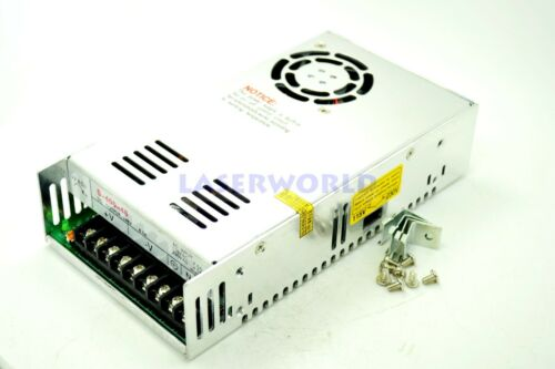 DC48V 8.3A 400W High-speed Air-cooled Spindle Dedicated Power Supply
