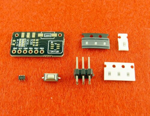 Attiny10 starter KIT The world/'s smallest Arduino compatible board