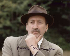 Philip Jackson Photo Signed In Person - Poirot - B820