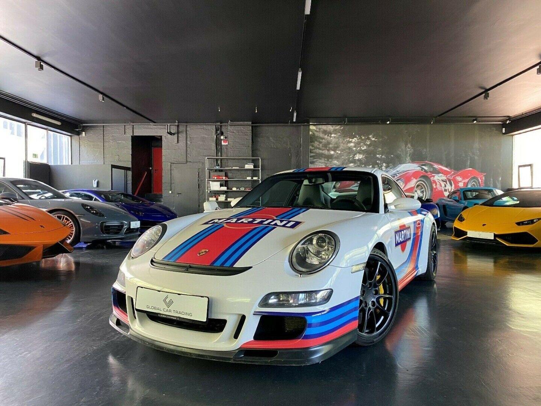 Porsche 911 GT3 3,6 Coupé 2d - 614.000 kr.