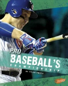 Pro-Baseball-039-s-Championship-Library-by-Omoth-Tyler-Brand-New-Free-shippin