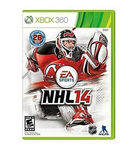 Nhl14 Xbox 360 Hockey Video Game Great Condition 267 14633730517 Ebay