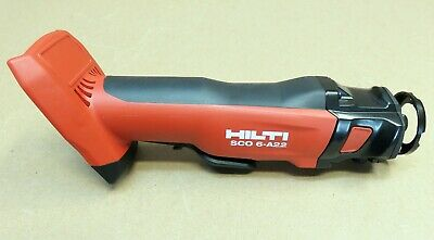 Hilti Sco 6 A22 Cordless Cut Out Tool Tool Only Display Item New Ebay