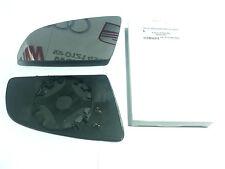 Audi A3 Y A4 2003-2008 lado pasajero * ala Espejo Vidrio climatizada * entrega Gratuita