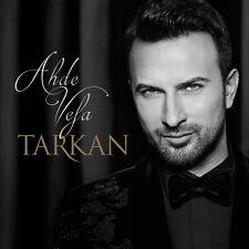 """TARKAN """"AHDE VEFA Türk Sanat Müziği CD 2016"""