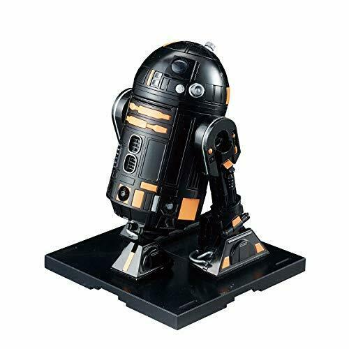 Star Wars R2-Q5 1 12 scale plastic model