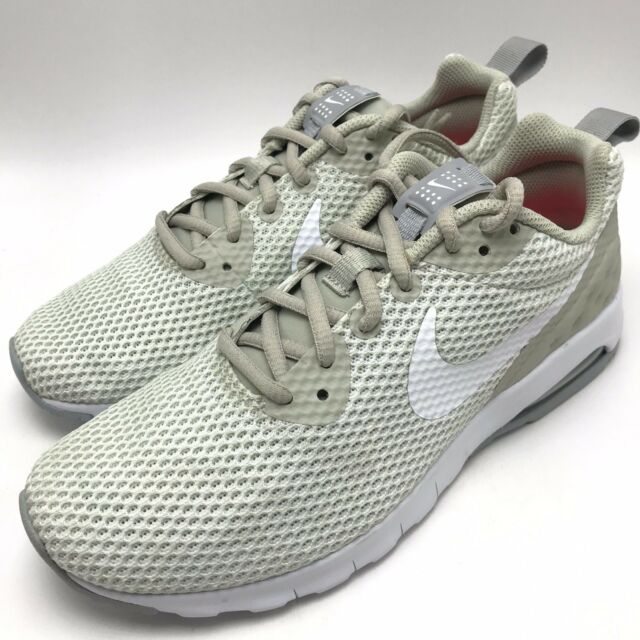 55728ccf6e Nike Air Max Motion Women's Running Shoes Pale Grey/White-Wolf Grey 844895-