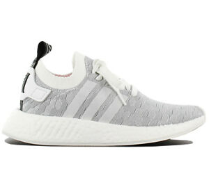 classic fit db25e bf27b Details about Adidas Originals Nmd R2 Pk W Primeknit Women's Trainers Shoes  R1 BY9520