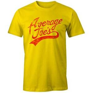 ced8565da1c Average Joes Gymnasium Logo DODGEBALL T-shirt Joe s Gym Team Joes ...