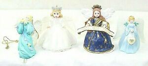 4 Vintage HALLMARK CARDS INC. Angels 2 Are Also by MADAME ALEXANDER Home Decor