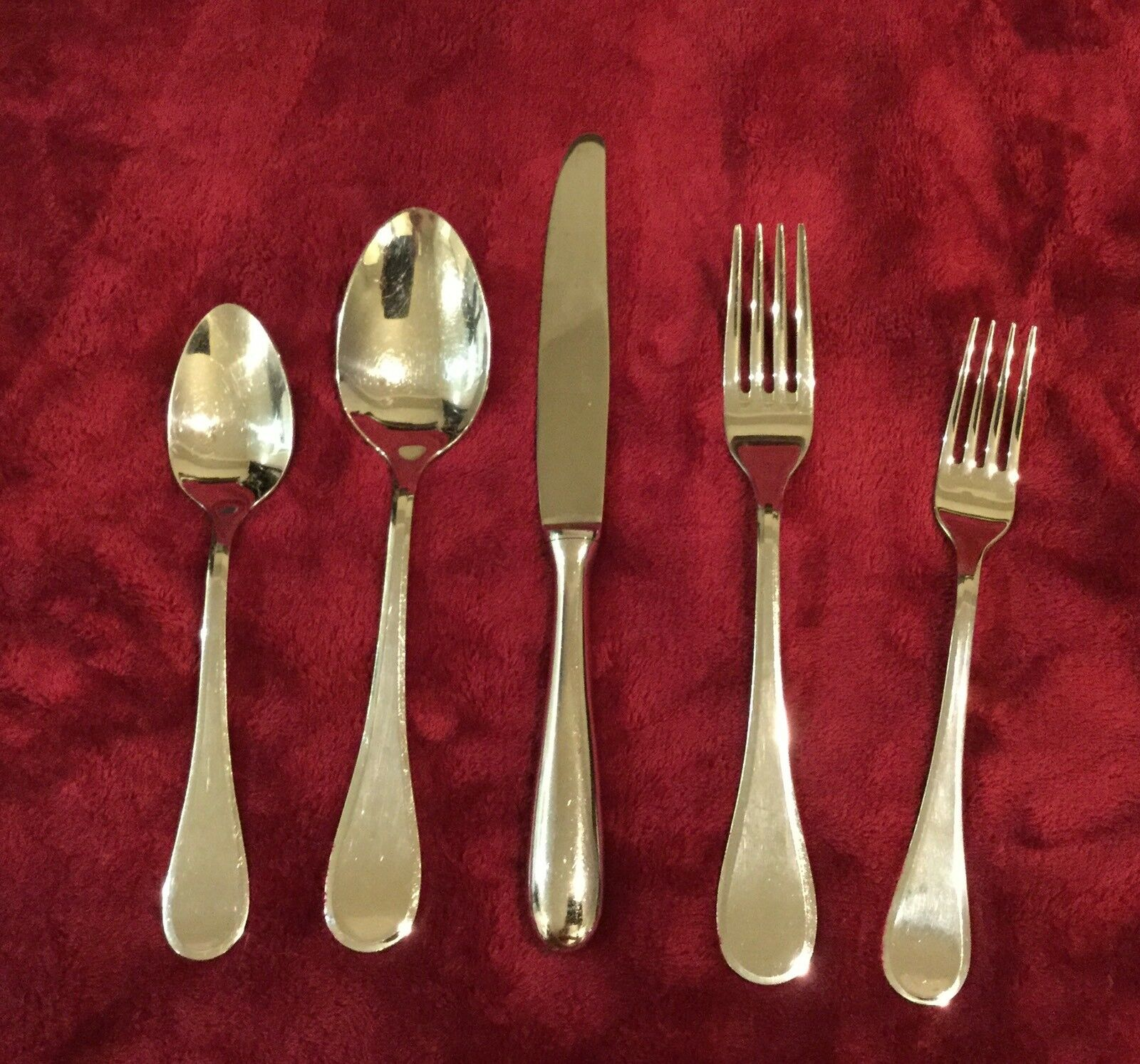 WILLIAMS SONOMA - MORGAN MORGAN MORGAN - France 18 10  YOU CHOOSE  Stainless Flatware ba1893