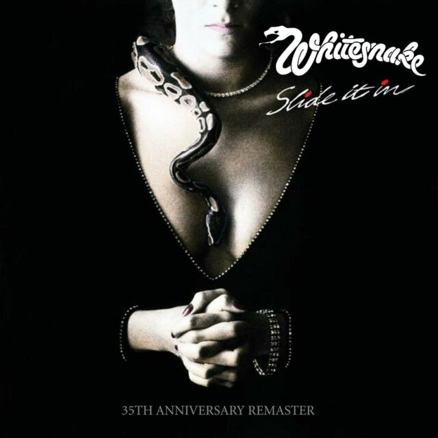 Whitesnake - Slide It In (US Mix)(2019 Remaster)
