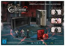 Castlevania: Lords of Shadow 2 Dracula's Tomb Edition PS3 Import Unopened