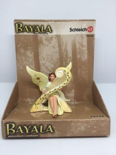 Schleich 70438 harfenelfe bayala duendecillo personaje dentro del juego nuevo//en el embalaje original