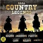 Various Artists - Real Country Legends (2012)