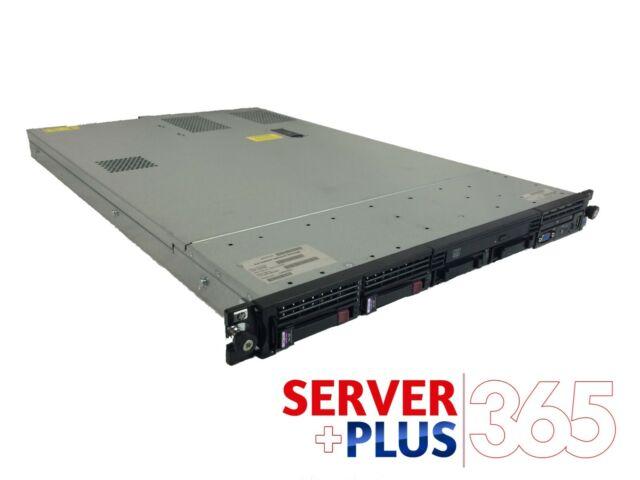 HP Proliant DL360 G7 SERVER 8 BAYS 2x QUAD CORE E5606 2.13GHz 8GB RAM NO HDD
