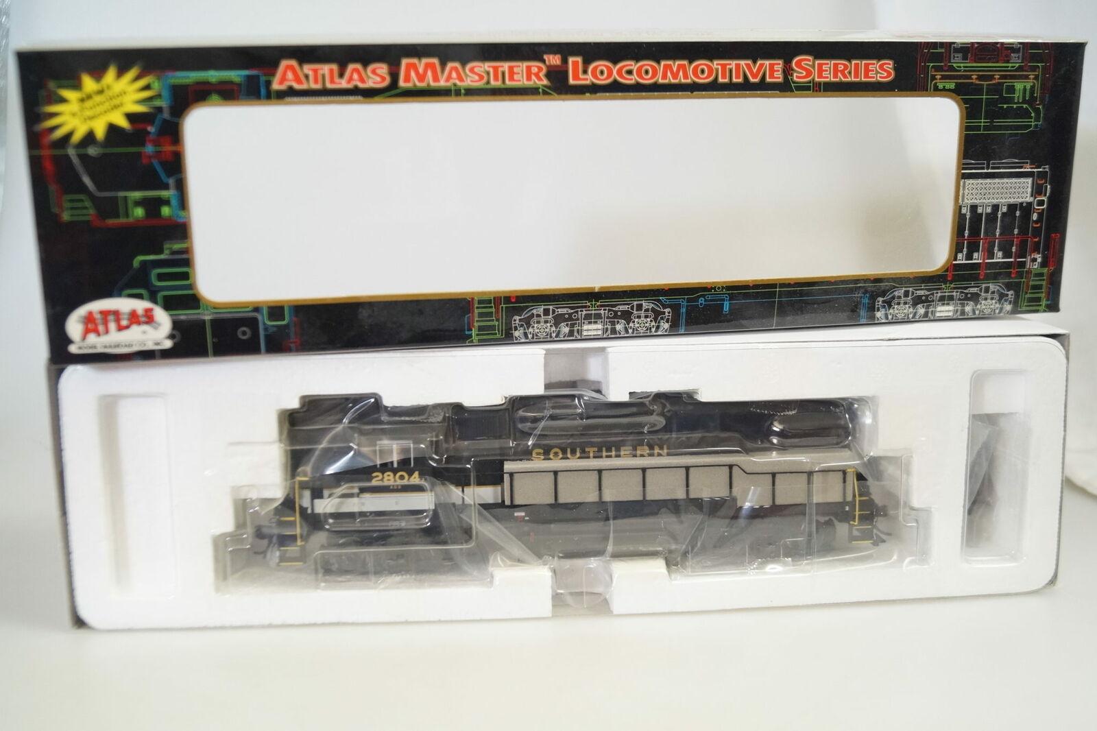 H0 9135 Atlas Master Locomotora Diesel de Ee.uu. GP-38 Southern  2604 ,Nuevo