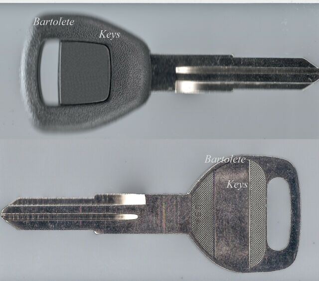 Replacement Transponder Key Blank Fits 01 02 03 04 05 06