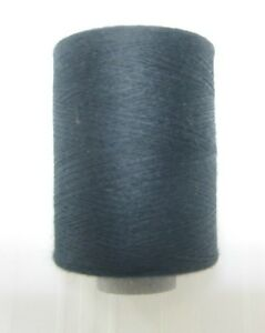 2000-yard-BLACK-Thread-Spool-Polyester-Home-Sewing-Quilting-3 pack