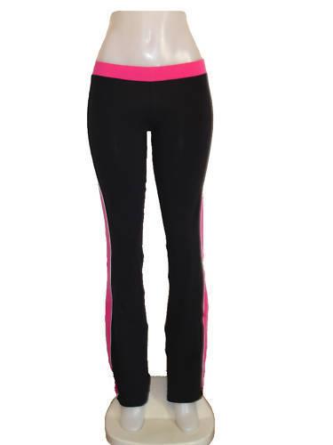 M L Pantaloni fitness Supplex sexy brasiliani taglia S x18q6Y1w