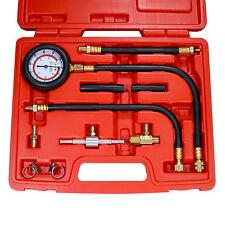Fuel Injection Pump Pressure Tester Manometer Car Auto Gauge Kit System Test Kit