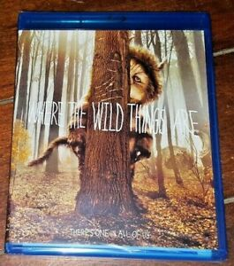 Where the Wild Things Are (Blu-ray Disc, 2010 ...